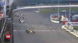 2014 Annual Mr. Novelis Supermodified Part 8 - SPEED SPORT - MAVTV - Racing - Oswego