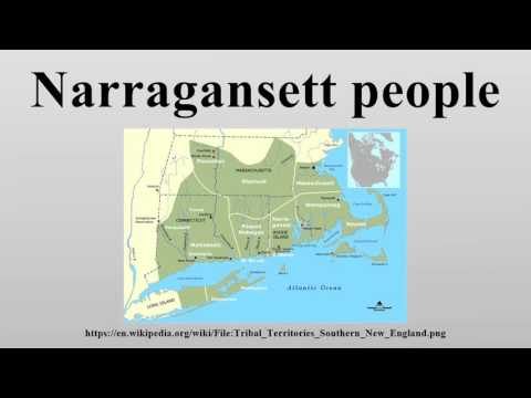 Narragansett people