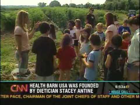 HealthBarn USA: CNN House Call with Dr. Sanjay Gupta