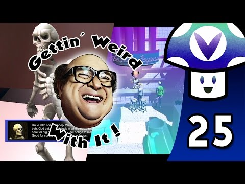 [Vinesauce] Vinny - Gettin' Weird With It (part 25)