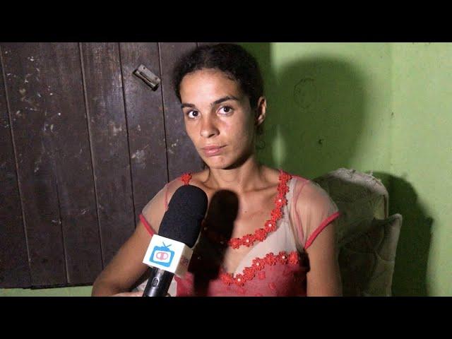 EXTREMA POBREZA EM PEDRAS DE FOGO - MÃE COM FILHO ESPECIAL PASSANDO FOME