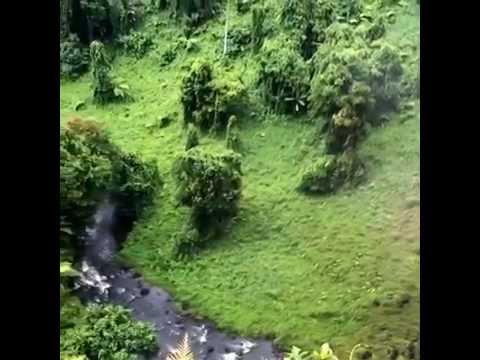 Fuipisa WaterFall, Samoa