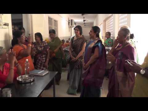 World Music Day Celebrations | Sudha Ragunathan - Food Distribution - Vishranti