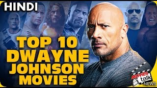 Top 10 Movies Of DWAYNE JOHNSON [Explained In Hindi]