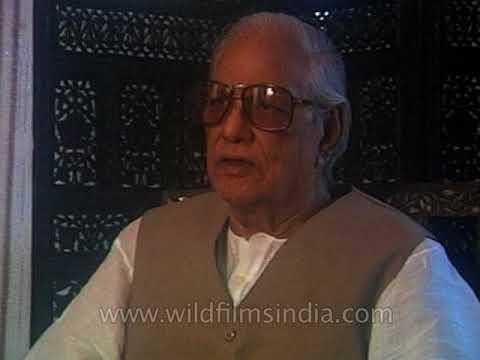 Majrooh Sultanpuri, first lyricist to win Dada Saheb Phalke award in 1994