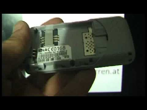 LG KP100 HANDY ENTSPERREN WIEN www.SIM-UNLOCK.me UNLOCK BY UNLOCK CODE
