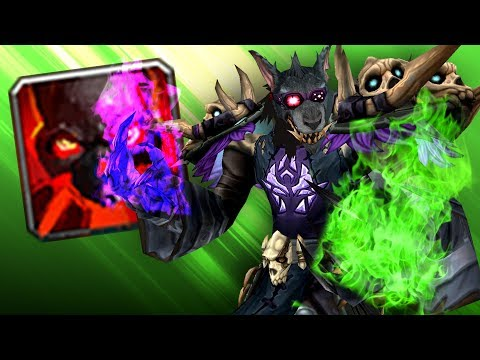 DESTRO WARLOCK IS INSANE! (5v5 1v1 Duels) -  Rogue PvP WoW: Battle For Azeroth 8.1