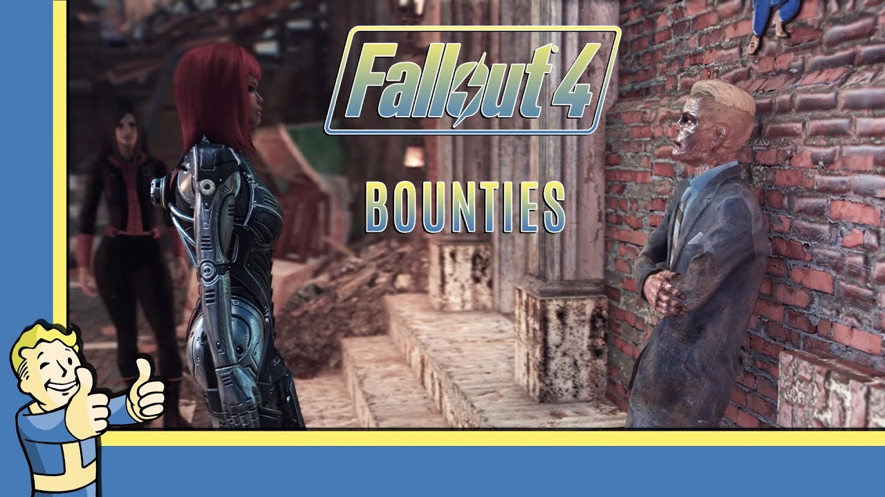 Download Fallout 4 in 2021 - Goodneighbor (MM Aesthetics) + Simple Bounties