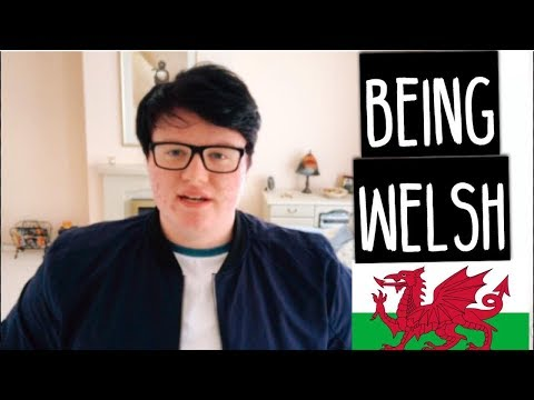 Being Welsh