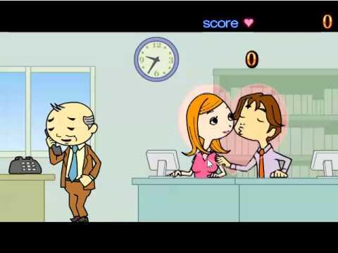 เกมส์แอบจูบกันในที่ทำงาน 2