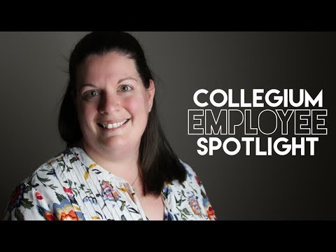 Collegium Employee Spotlight: April Mullen
