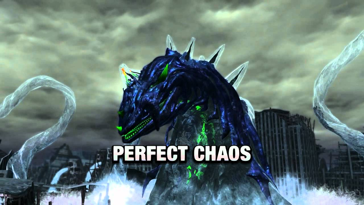 Sonic Generations Pc Boss Battle Perfect Chaos Hd