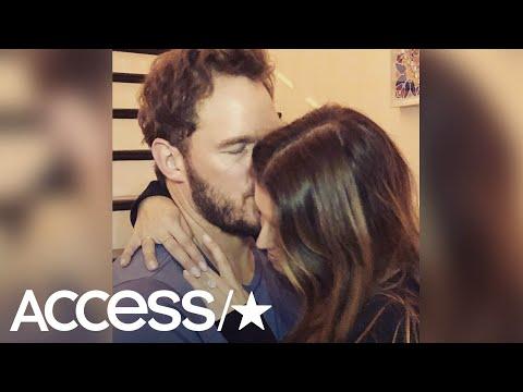 Chris Pratt & Katherine Schwarzenegger Are Engaged: See Her Massive Ring! | Access Mp3
