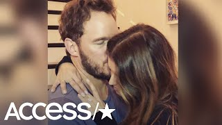Chris Pratt and Katherine Schwarzenegger are engaged! Watch to find...