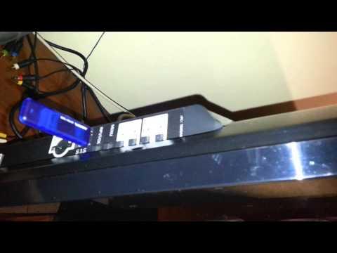 Televisión Panasonic Viera De 42 Pulgadas Tv Hd Reproduciendo s desde USB