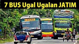 7 BUS Terkenal Ugal Ugalan di Jawa Timur - Stafaband