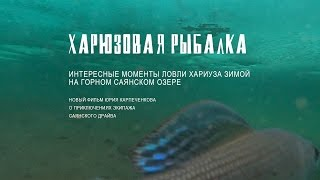 Харюзовая рыбалка