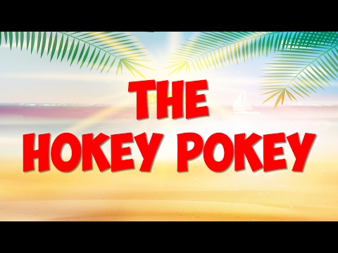 The Hokey Pokey | Fun Song For Kids | Jack Hartmann