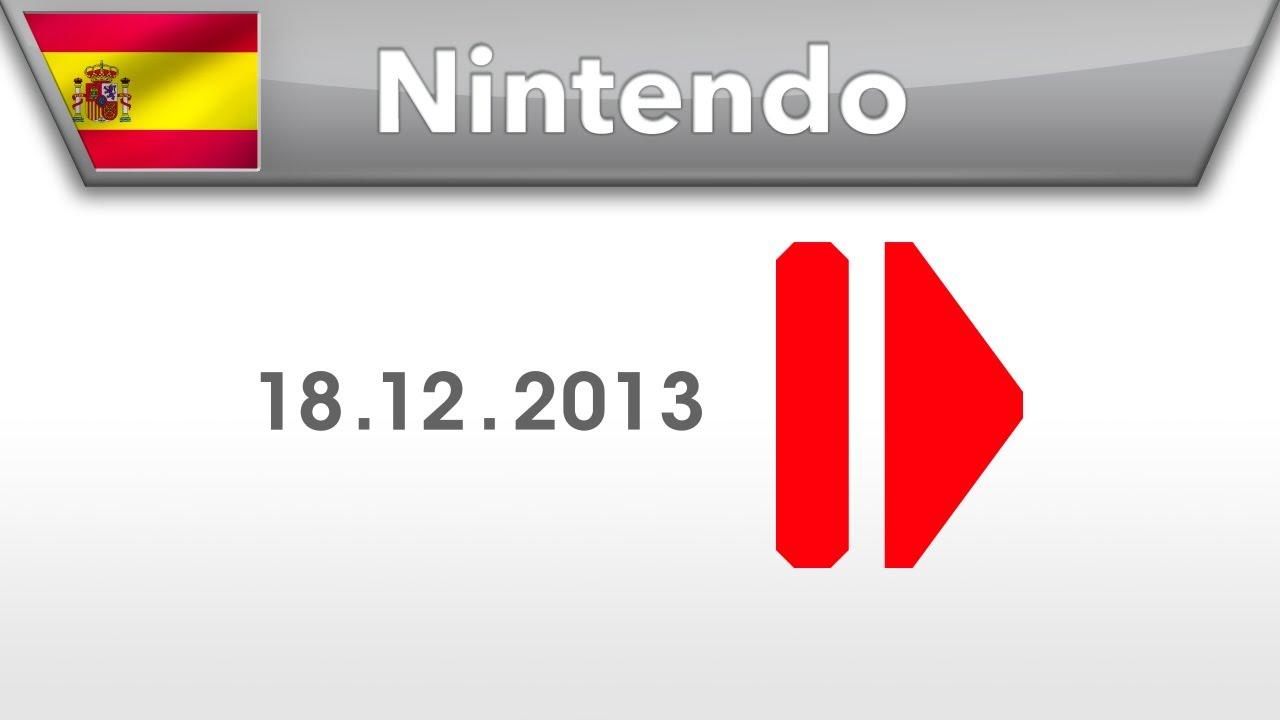 Presentación Nintendo Direct 18-12-2013