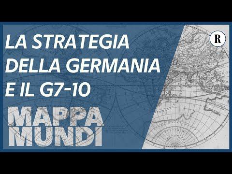 La strategia della Germania, Merkel-Trump e il G7-10 - Mappa Mundi