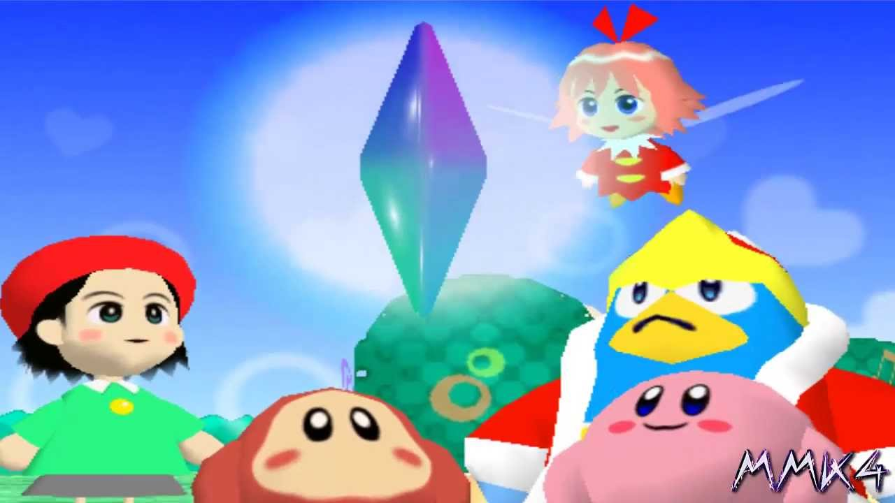 Kirby 64 The Crystal Shards - All Cutscenes (720p) - YouTube