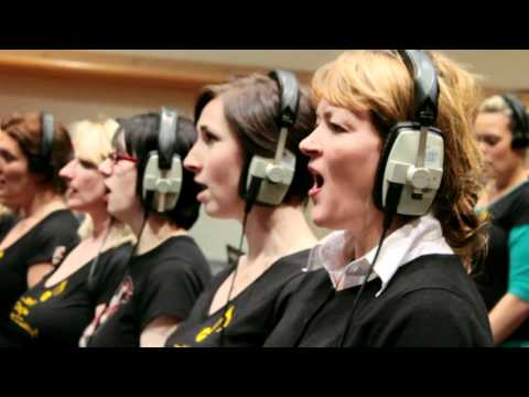 Wherever You Are Military Wives with Gareth Malone  Video