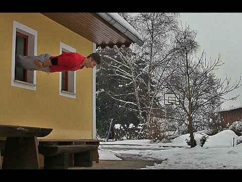 Dominik Sky - Window Jumps 2014 Showreel (HD)