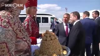 В Казань прибыл Михаил Бабич