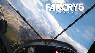 FAR CRY 5 #3 - Pilotamos um Jet Ski e um Avião! (Gameplay em Português PT BR no PS4 PRO - BRKsEDU)