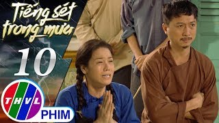THVL | Tiếng sét trong mưa - Tập 10[5]: Dù bị đánh đập hành hạ Bình vẫn không khai cha đứa bé là ai