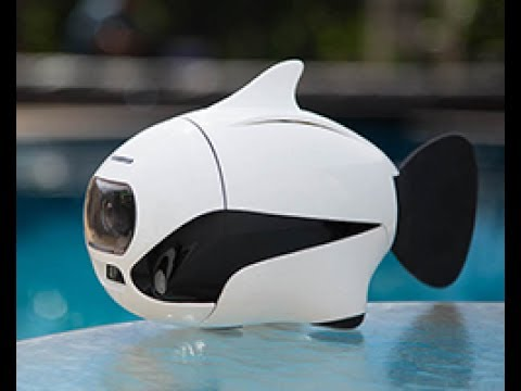BIKI: First Bionic Wireless Underwater Fish Drone - Underwater Drone / Underwater Camera #2