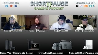 Podcast #124: Destiny 2 Beta Impressions; Is The Switch Online App Nintendo