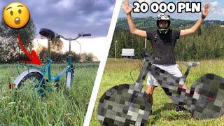 ROWER ZA 20 000 zł i rowerowa LEGENDA - Rowery Widzów #4