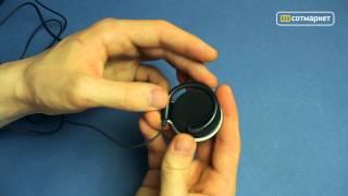 Видео обзор наушников Nokia WH-202 от Сотмаркета