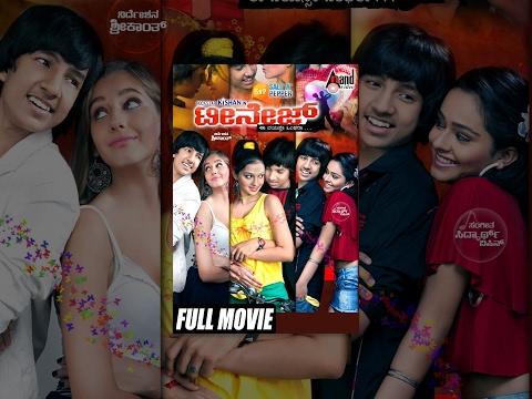 Kannada New Movies | Kannada Super Hit Movies Full | Teenage | Kishan, Rushita Pandya, Tanvi Lonkar