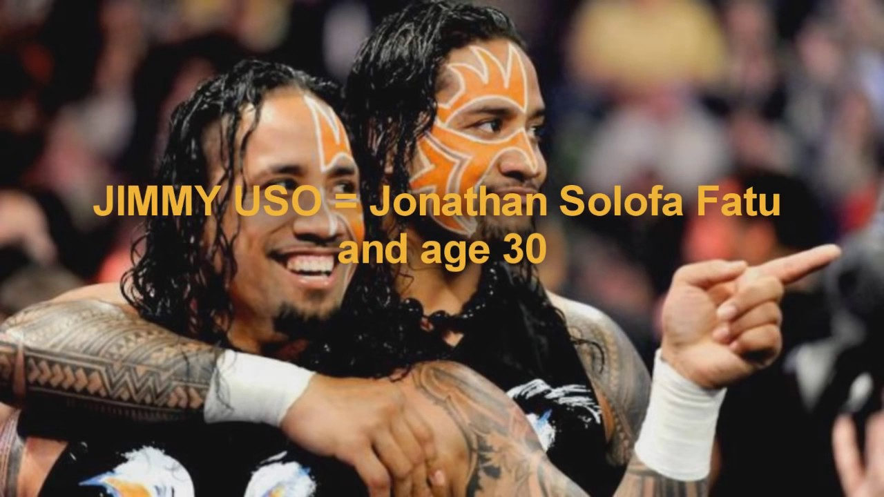 WWE Superstars and divas Real Names and Ages 2016 - YouTube