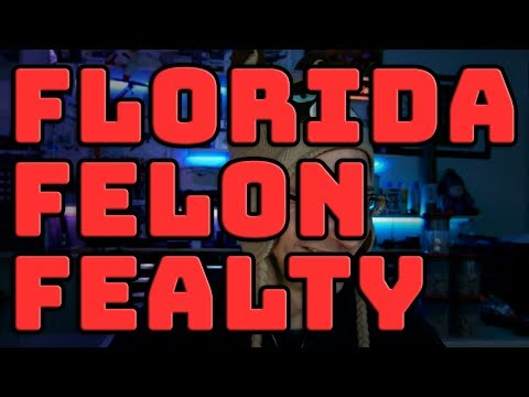 Florida Makes Felons