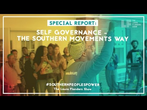 Special Report: Self Governance - The Southern Movements' Way