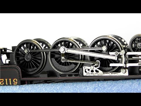 Model Train Maintenance: Wheel Cleaning