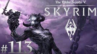 The Elder Scrolls V: Skyrim с Карном. #113 [Дом ужасов]