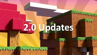 Eden - World Builder - UPDATES 2.0 Info (2015)