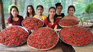 Wow 20 kg chili with rice fried recipe