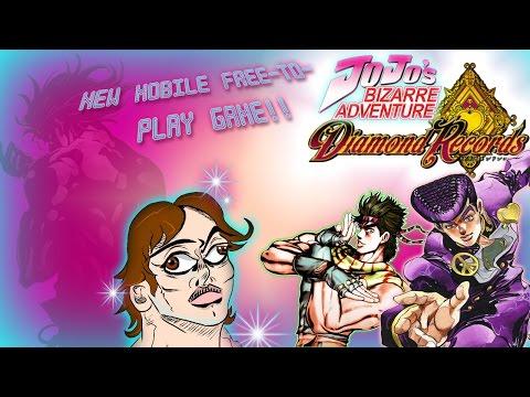HOH MY GOD!!!   JoJo's Bizarre Adventure: Diamond Records - First Impressions/Gameplay