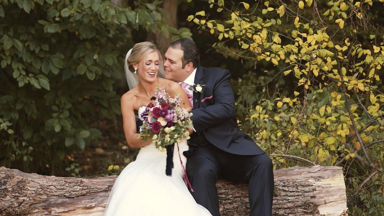 Xander And Courtney Buttermilk Falls Inn Wedding