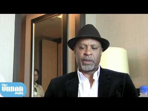 James Pickens, Jr. on Working With Pam Grier in 'Just Wright'