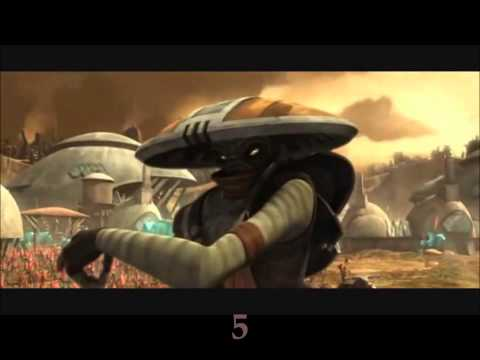 Embo Killcount, Star Wars The Clone Wars