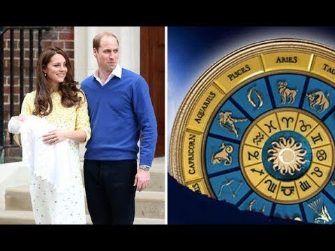 Kate and William third child will be a TAURUS – just like the Queen