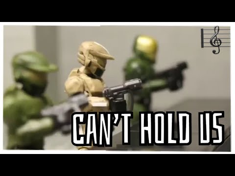 LEGO.HALO [can't hold us]