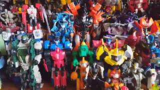 Transformers Collection Over 150 (Big Collection)
