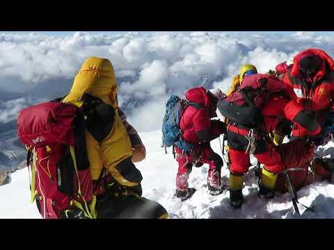 K2 and Broad Peak Summit 2017